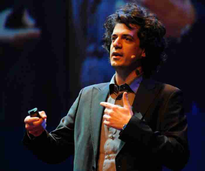 Κωνσταντίνος Δασκαλάκης: Νέα σπουδαία διάκριση για τον μεγάλο Έλληνα επιστήμονα