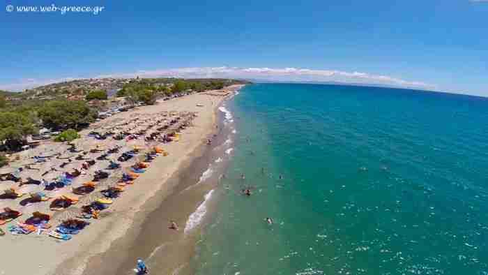 Από την Ελαία μέχρι το Φωκιανό: Αυτές είναι οι 10 ωραιότερες παραλίες της Πελοποννήσου