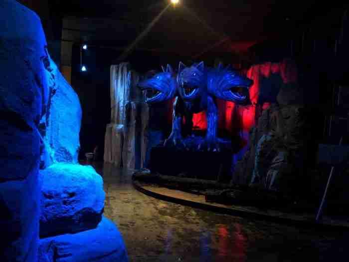 Μπήκαμε στο εσωτερικό του πρώτου θεματικού πάρκου για την Ελληνική μυθολογία και το παρουσιάζουμε