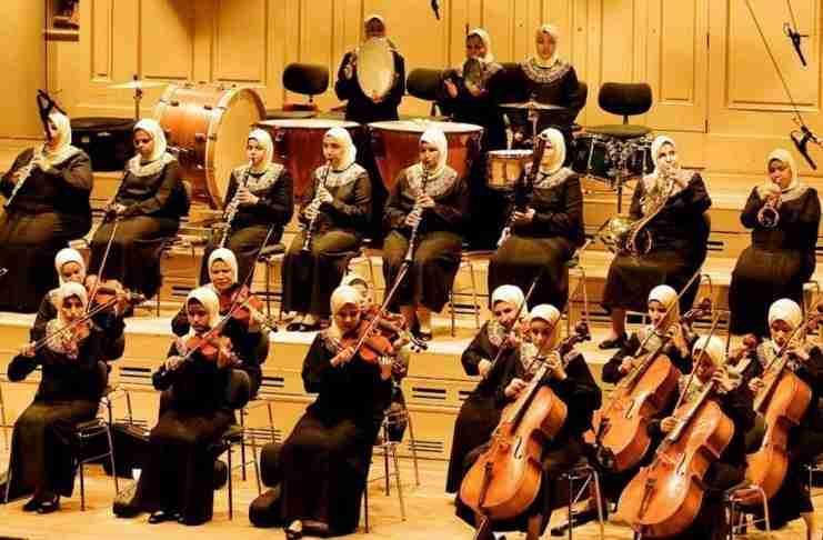e5208c2ac14 Η ορχήστρα των τυφλών γυναικών. Μοναδική στον κόσμο
