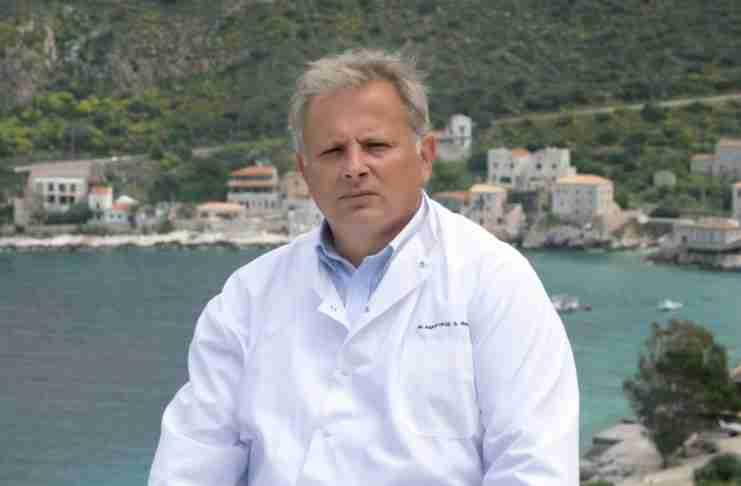 Ο καλύτερος γιατρός της Ευρώπης για το 2019 είναι Έλληνας