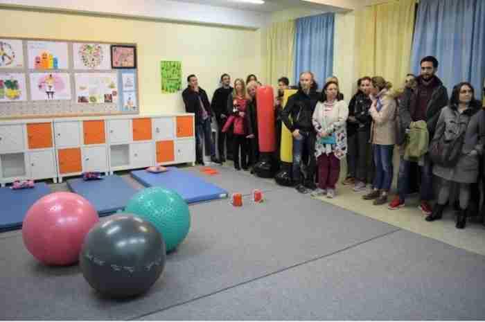 Δημόσιο δημοτικό σχολείο στο Περιστέρι δημιούργησε σχολική αίθουσα «ηρεμίας – ησυχίας»