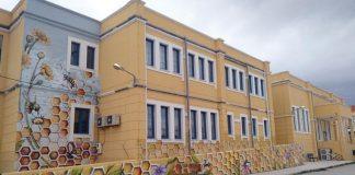 Το πιο όμορφο σχολείο της Ελλάδας μοιάζει με κυψέλη