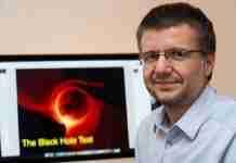 Δημήτρης Ψάλτης: Ο Αστροφυσικός πίσω από την πρώτη ιστορική φωτογραφία μαύρης τρύπας