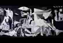 Η τέχνη δεν διακοσμεί, ανατρέπει! Pablo Picasso - Guernica