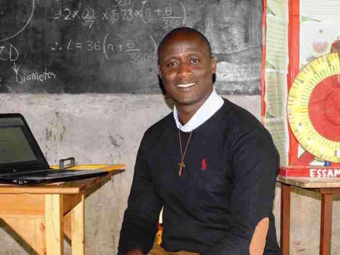 Ο καλύτερος δάσκαλος του κόσμου