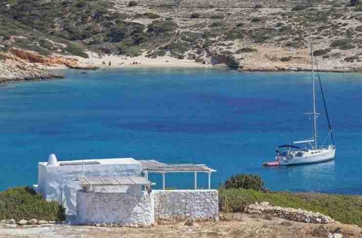 Η Δονούσα είναι το πρώτο νησί του Αιγαίου που καταργεί τα πλαστικά μιας χρήσης