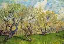 Άνοιξη. Ένα από τα αγαπημένα θέματα του διάσημου ζωγράφου Βίνσεντ βαν Γκογκ. Ας απολαύσουμε 12 από τους πιο όμορφους πίνακές του.