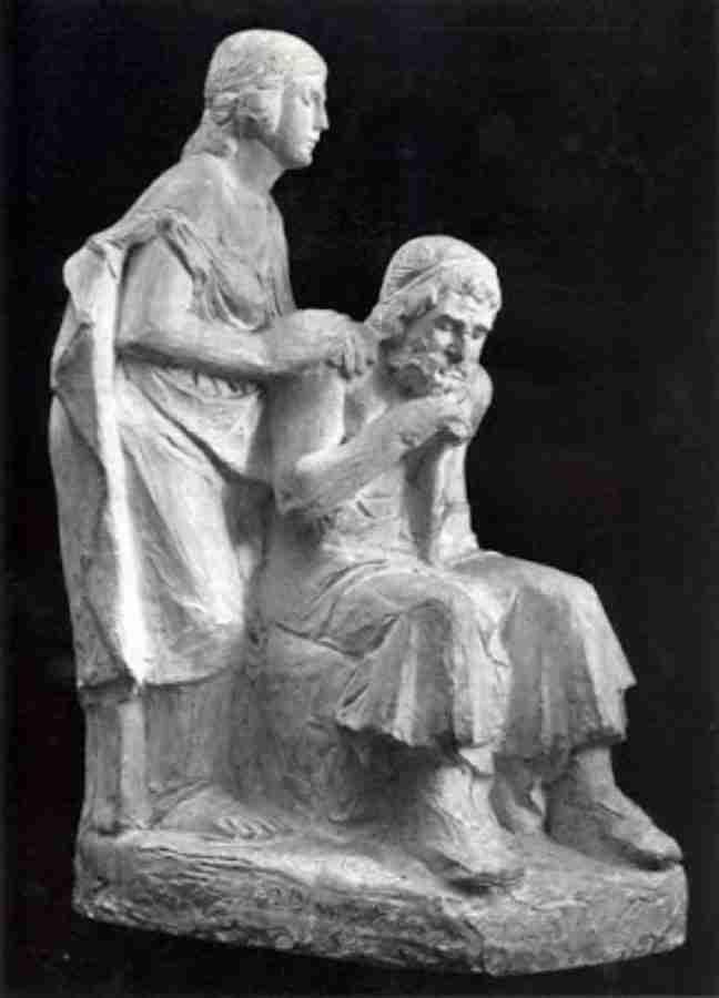 Γιαννούλης Χαλεπάς: ο Έλληνας Ροντέν – ο Έλληνας Βαν Γκόγκ