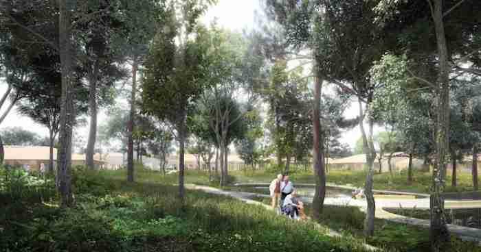 Επανάσταση: Η Γαλλία χτίζει ένα χωριό όπου θα ζουν ελεύθερα ασθενείς με Αλτσχάιμερ