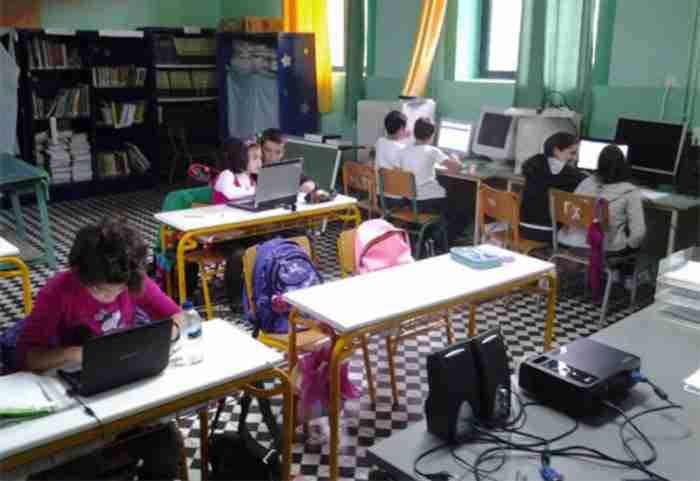 Δημοτικό σχολείο στην Κρήτη στην παγκόσμια λίστα εναλλακτικών σχολείων