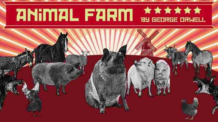 Τζορτζ Όργουελ: Η φάρμα των ζώων