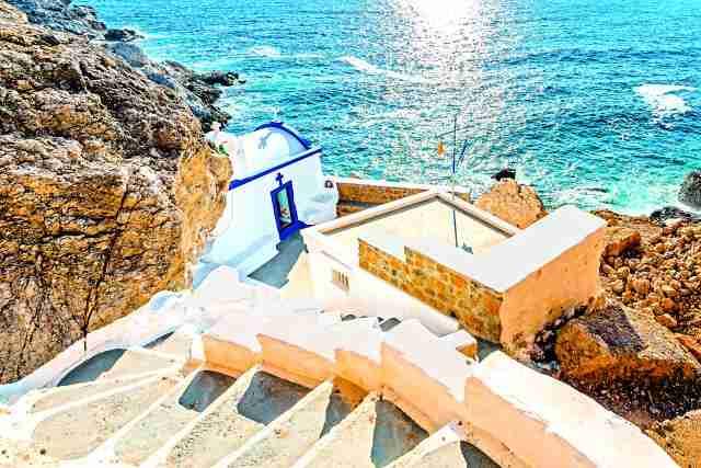 Ψέριμος και Τέλενδος: Οι κρυφοί παράδεισοι του Αιγαίου