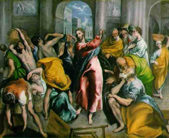 Ζωντανεύοντας 24 αριστουργήματα του Δομήνικου Θεοτοκόπουλου (El Greco)