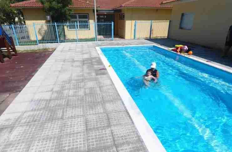 Το μοναδικό στο είδος του ελληνικό σχολείο με…πισίνα