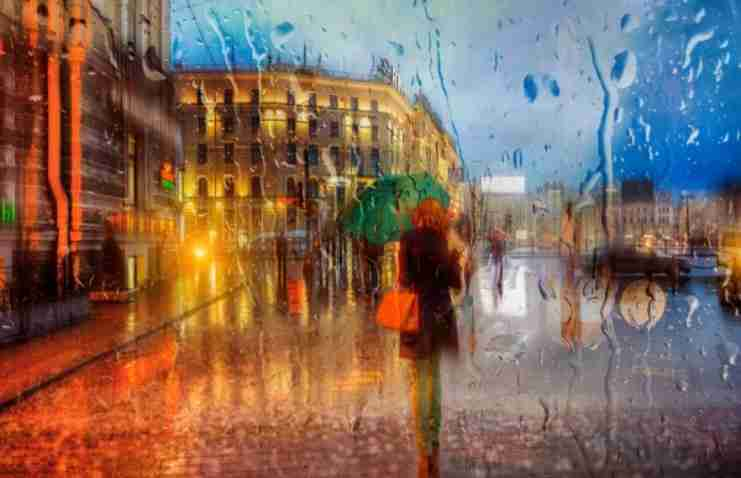 Οδυσσέας Ελύτης: Με την πρώτη σταγόνα της βροχής